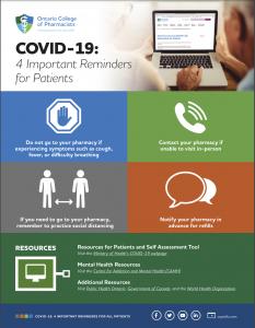 COVID-19 NOTICE!